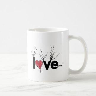 Flowery Love Nature Coffee Mug