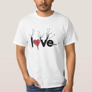 Flowery Love Nature T-Shirt