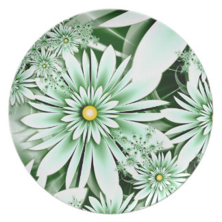 Flowery Meadow (Plate) Party Plate