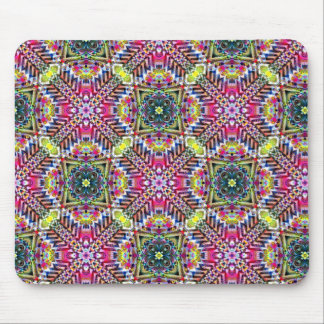Flowery Mouse Pad