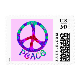 Flowery Peace Stamps