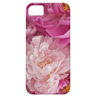 Flowery peony iphone case iPhone 5 cover