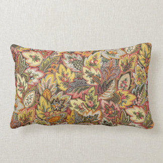Flowery Skills Pillow