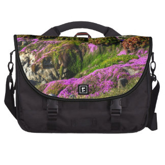Flowery Slope Laptop Bag