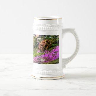 Flowery Slope Mug