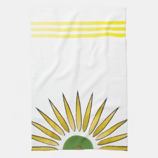Flowery Towel