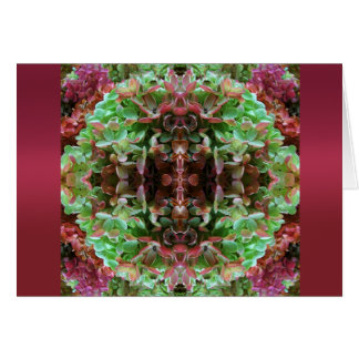 Flowery Wreath Cards