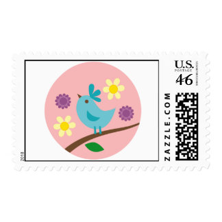 FloweryTree7 Stamps