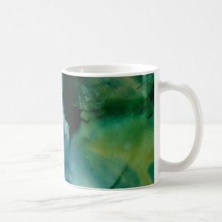 Flowing Abstract Design Coffee Mug