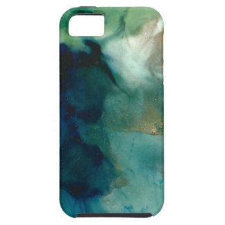 Flowing Abstract Design iPhone 5 Cover