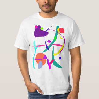 Flowing from North to South with Other Species T-Shirt