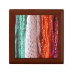 Flowing Ladies Scarves Hanging Gift Boxes