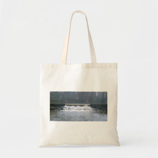 Flowing Over Tote Bag
