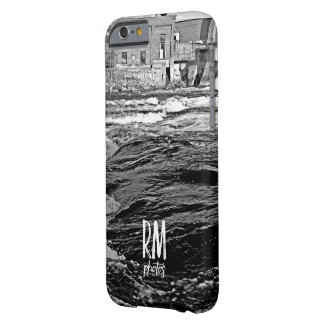 Flowing River and Urban Buildings Photo Barely There iPhone 6 Case