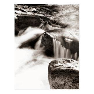 Flowing River Postcard