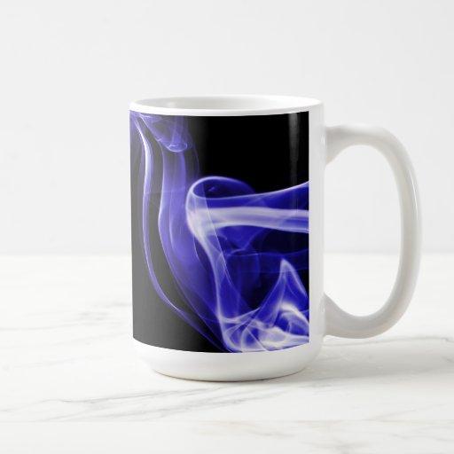 Flowing Smoke Coffee Mug
