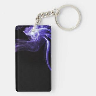 Flowing Smoke Keychain