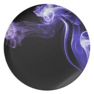 Flowing Smoke Plates