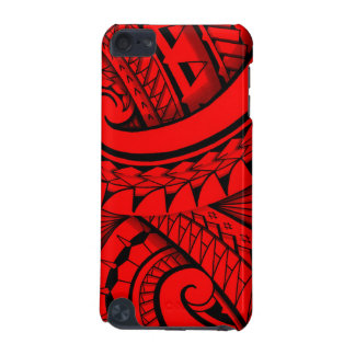 flowing swirly tribal tattoo design iPod touch (5th generation) cover