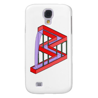 Flowing Water Optical Illusion Galaxy S4 Covers