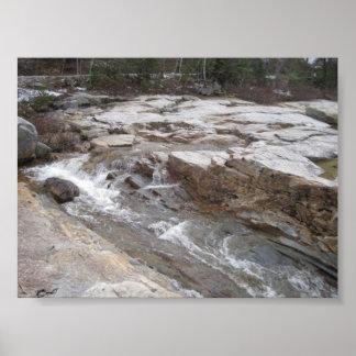 flowing waters poster
