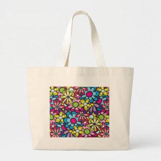 flowishBLACK Canvas Bags