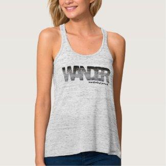 Flowy WANDER Tank Top