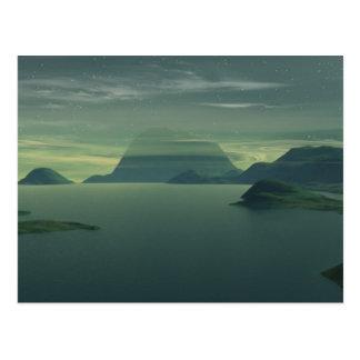 Flox - Bayview Postcard