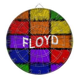 FLOYD DART BOARD