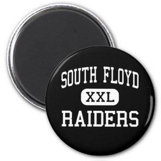 Floyd del sur - asaltantes entrenados para la luch imán para frigorifico