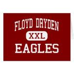 Floyd Dryden - Eagles - Middle - Juneau Alaska Cards