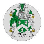 Floyd Family Crest Poker Chips