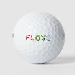 Floyd Golf Ball