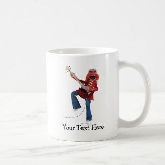 Floyd Pepper Classic White Coffee Mug