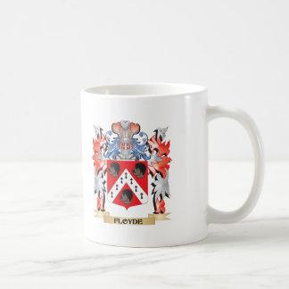 Floyde Coat of Arms - Family Crest Coffee Mug