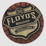 Floyd's Sticker