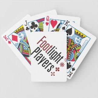 FLP Logo Bicycle Playing Cards