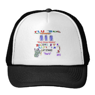 FLU BUG 2013 MESH HAT