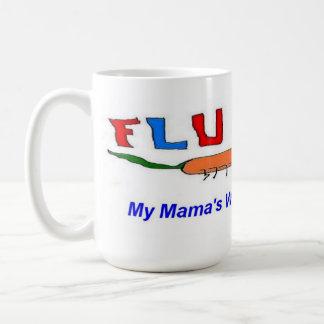 Flu Bug and Mama Mugs