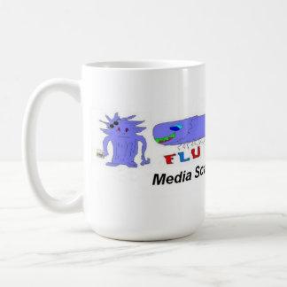 Flu Bug and Media Mugs