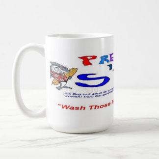 Flu Bug bad Mugs