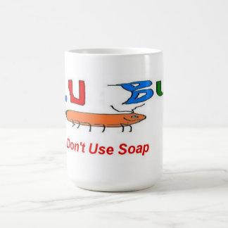 Flu Bug Dont Use SOAP Mugs