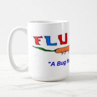 Flu Bug For Everyone Coffee Mugs