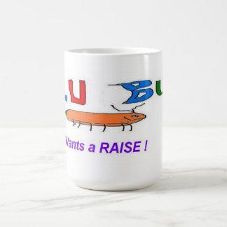 Flu Bug Raise Coffee Mugs