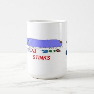 Flu Bug Stinks Mug