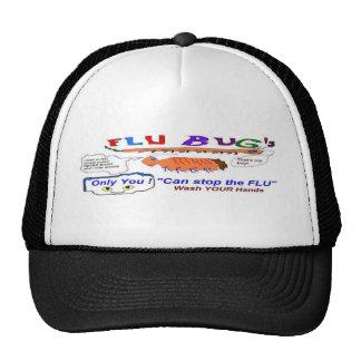 Flu Bug Trucker Hat