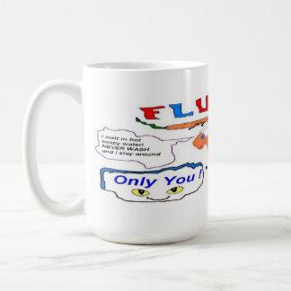 Flu Bugs Coffee Mug