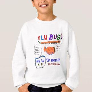 Flu Bugs Sweatshirt