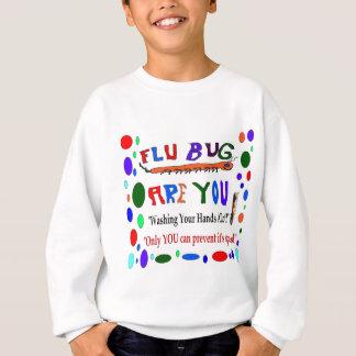Flu Epidemic Sweatshirt