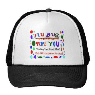 Flu Epidemic Trucker Hat